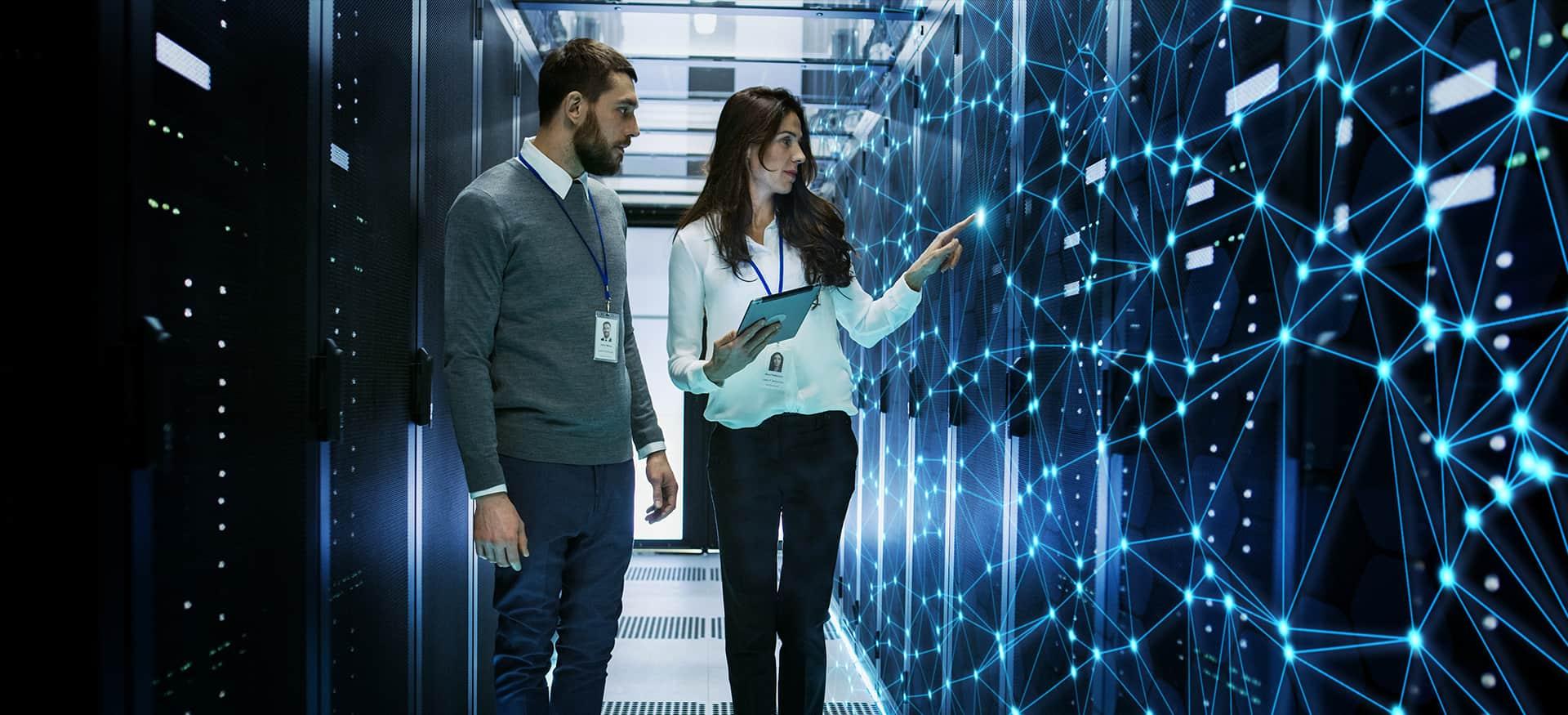Infraestructura de DataCenter